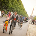 Berlini csillagtúra - a világ legnagyobb bringás felvonulása?