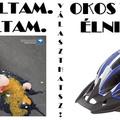 Félelem a kerékpározástól 5/3. - A sisakviselést népszerűsítő kampányok