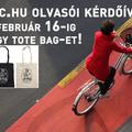 Cyclechic olvasói kérdőív - amivel most táskát nyerhetsz!