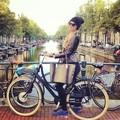 Paris Hilton Amszterdamban