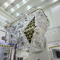 A Mercury Planetary Orbitert is megsütötték