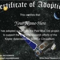 Fogadj örökbe egy Kepler-csillagot!