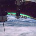 Nap képe(i): sarki fény az űrállomásról