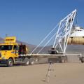 Légzsákos landolást tesztel a Boeing