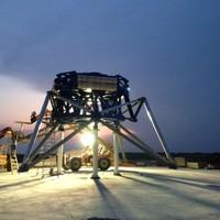 Nap képe: nagy rakétának nagy lábak kellenek