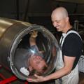 A dán emberi ágyúgolyó projekt