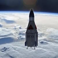 Napi videó: Űrugrás az Armadillo űrhajójával