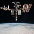 Végre láthatóak az űrsikló-űrállomás közös fotók