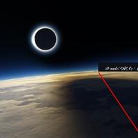 Napfogyi az ISS-ről? Upsz...