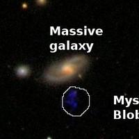 A Voorwerp a Hubble szemén át