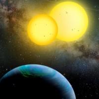 Kepler exobolygók I. - Két Tatuin és egy mini-Naprendszer