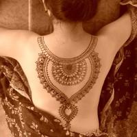 Henna alkotások/ My henna art