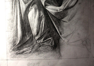 My drawings in Istanbul Technical University (ITÜ)