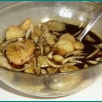 Őrségi tökmagolajos krumplisaláta