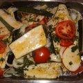 Olaszos sült zöldségek