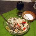 Tenger gyümölcse saláta - Dukan