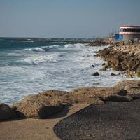 Tel-Aviv - tenger - gasztronómia