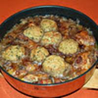 Vörösboros csirke casserole