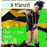 Intenzív dancehall workshop & Hot Friday a Tranzitban!