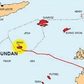 Macska-egér játék Ausztrália és Kelet-Timor között