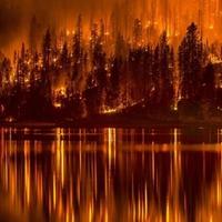 Kalifornia lángokban áll