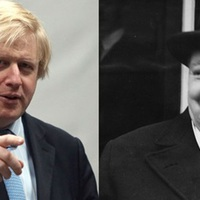 Boris Johnson Churchillről és a történelem alakításáról