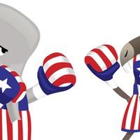 Ördögi körbe került az amerikai politika