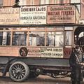Autóbusz Aradon Anno 1908
