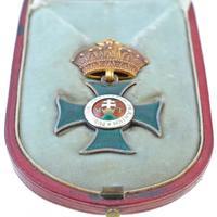 A Magyar Királyi Szent István-rend kiskeresztje