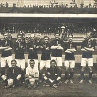A magyar labdarúgó csapat az 1912-es stockholmi olimpián