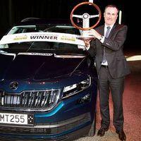 Új Zélandon a Škoda Kodiaq az év autója