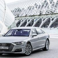 """Az A8 a """"Világ Luxusautója"""" 2018-ban"""
