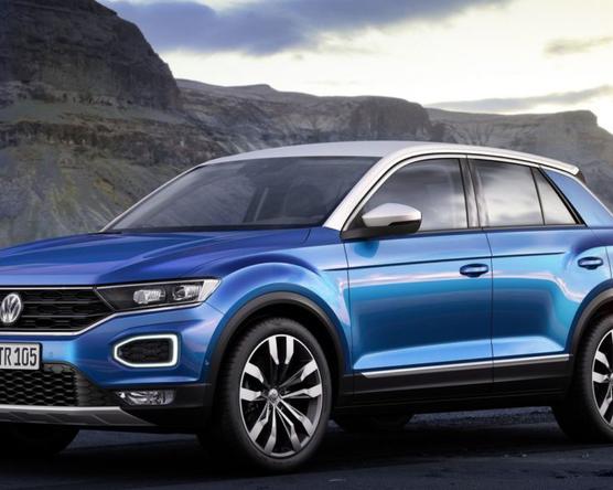 Világpremier – T-Roc, a Volkswagen negyedik szabadidő-autója