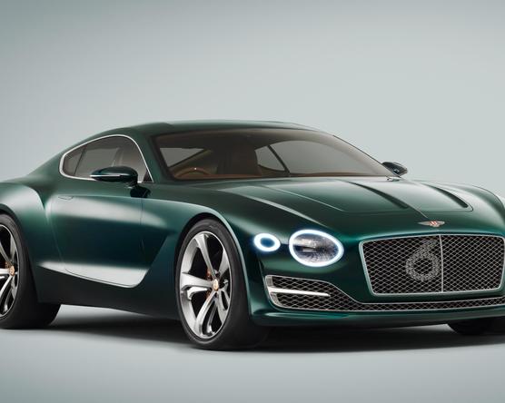 Kémfotón a 2018-as Bentley Continental GT