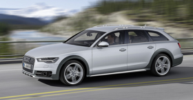 Az olvasók kedvence az A6 Avant Allroad Quattro
