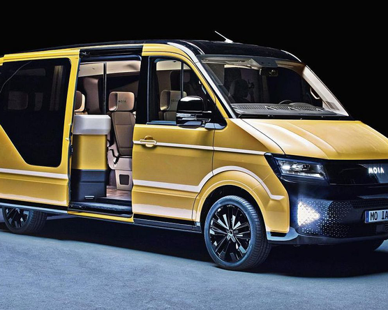 Mi is a Volkswagen városi közlekedési tippje, a MOIA?