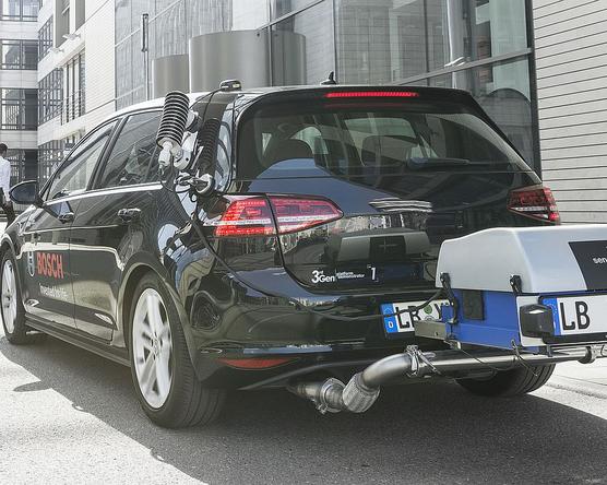 Így működik a Bosch új dízel-technológiája