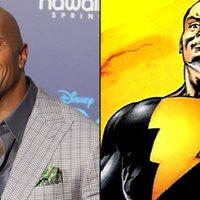 Dwayne Johnson a Black Adam filmről beszélt