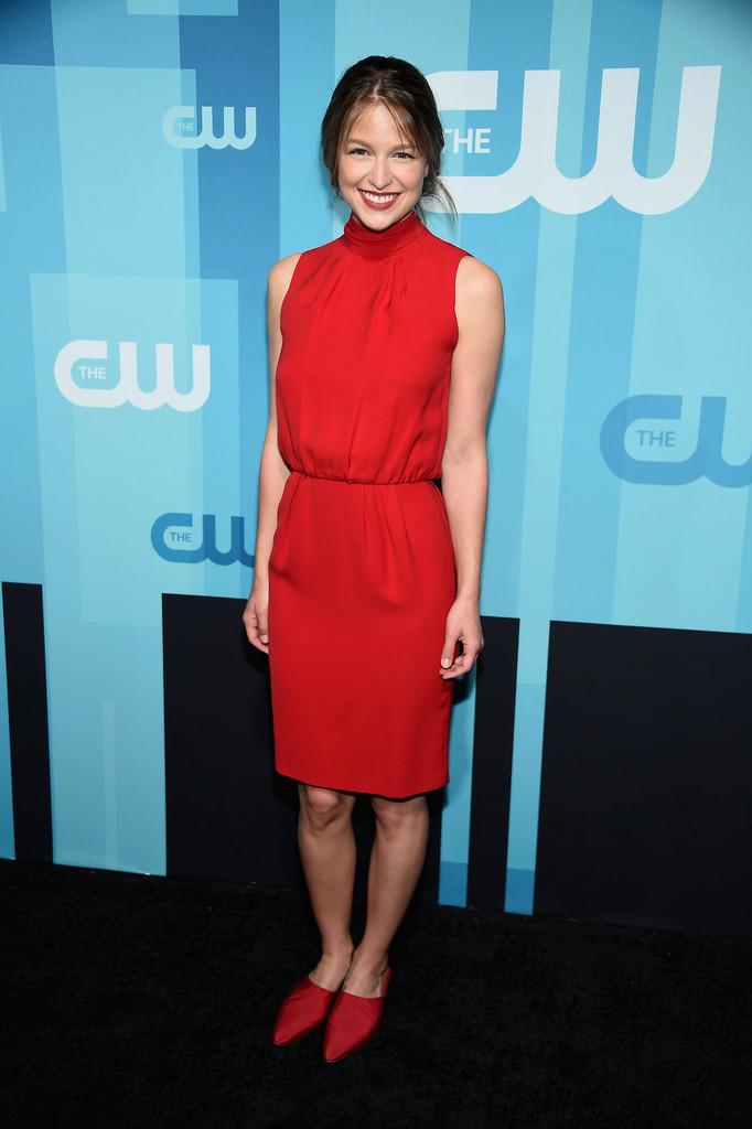 Melissa Benoist (Kara Danvers/Kara Zor-El, avagy Supergirl)