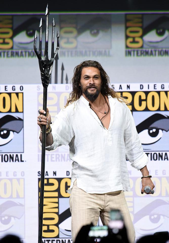 Jason Momoa (Aquaman)