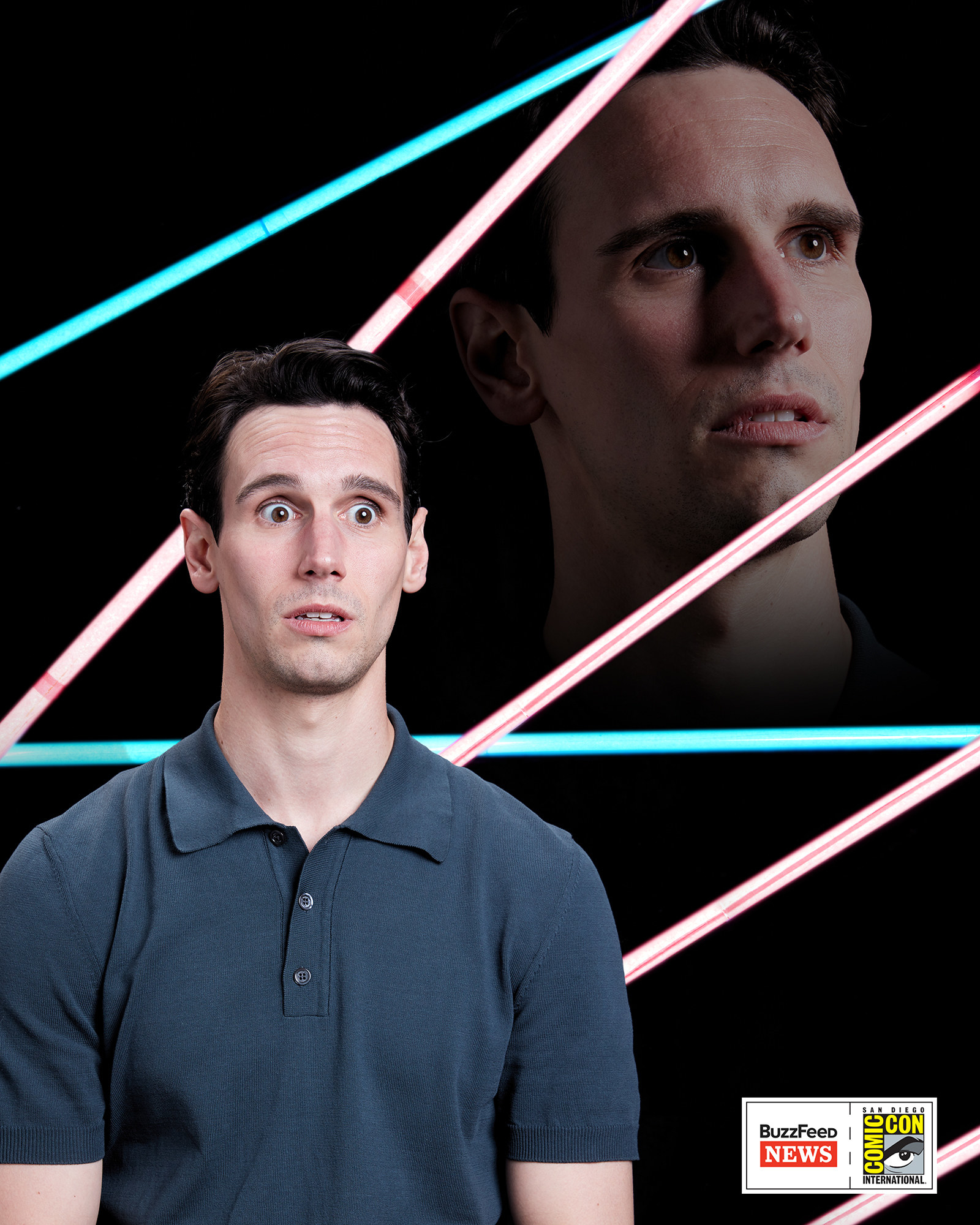 A Gotham sztárja, Cory Michael Smith