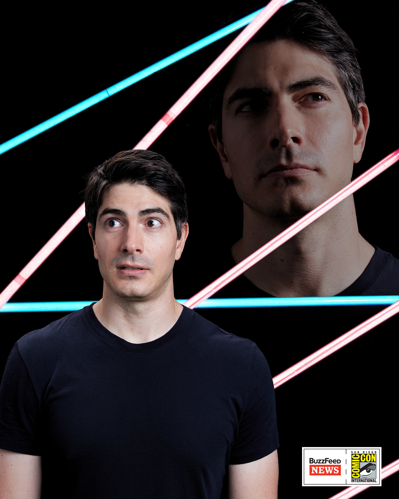 A Legends of Tomorrow sztárja, Brandon Routh