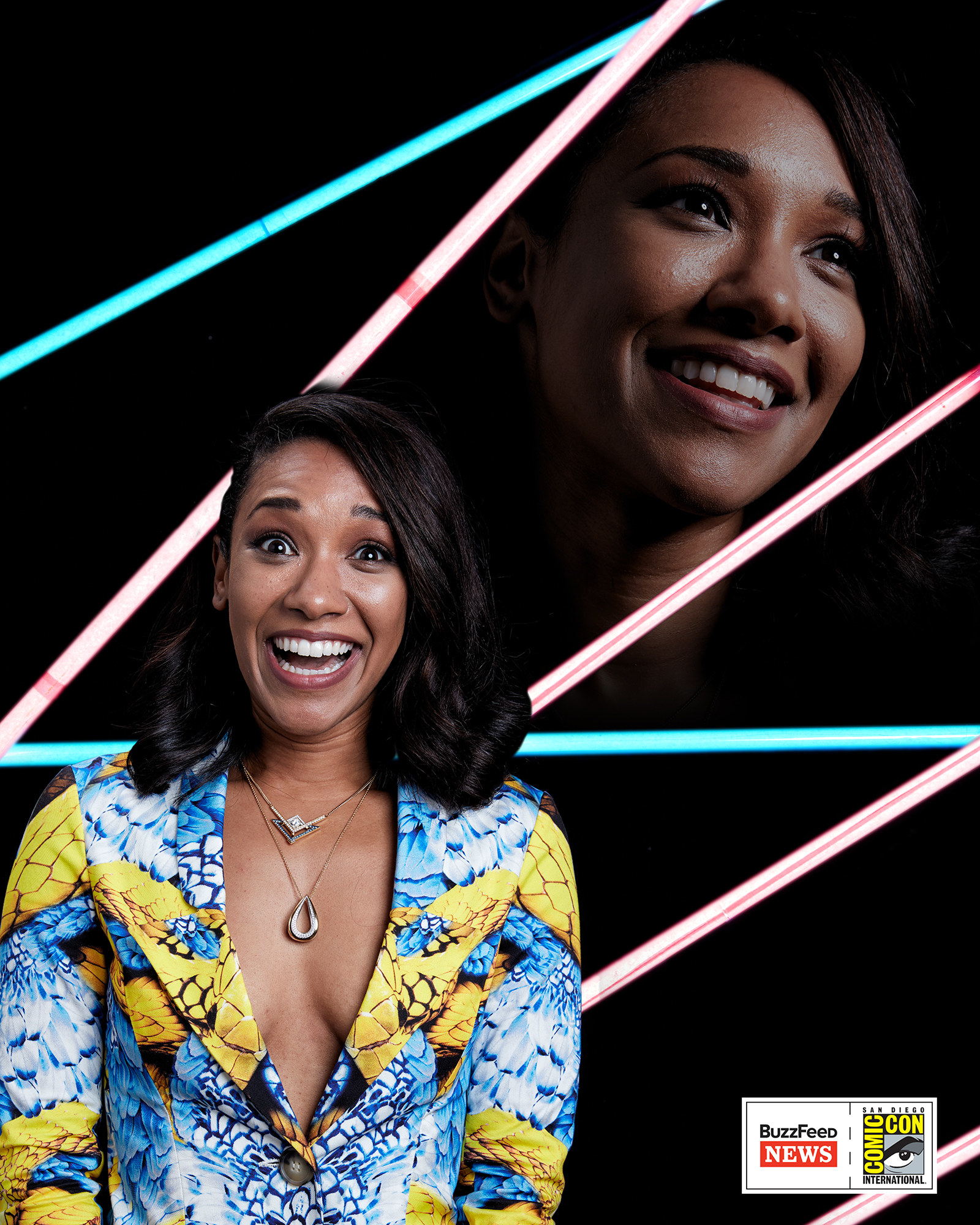 A The Flash sztárja, Candice Patton