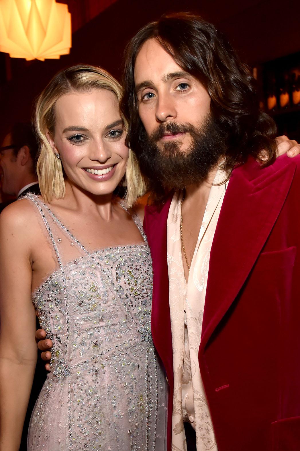Régóta vártuk már, hogy Margot Robbie és Jared Leto újra találkozzanak