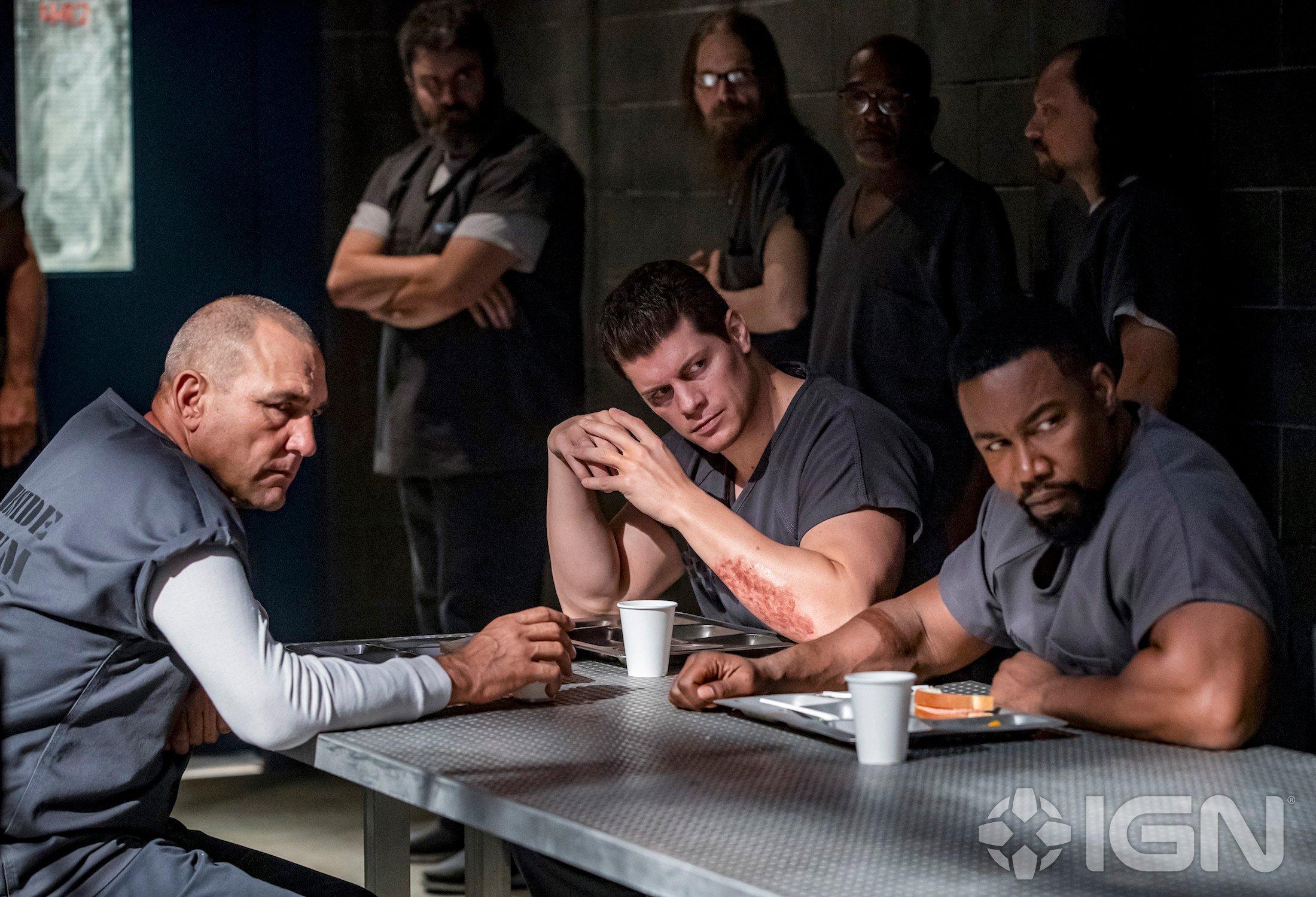 Vinnie Jones, mint Danny 'Brick' Brickwell, Cody Rhodes, mint Derek Sampson és Michael Jai White, mint Ben Turner/Bronz Tigris