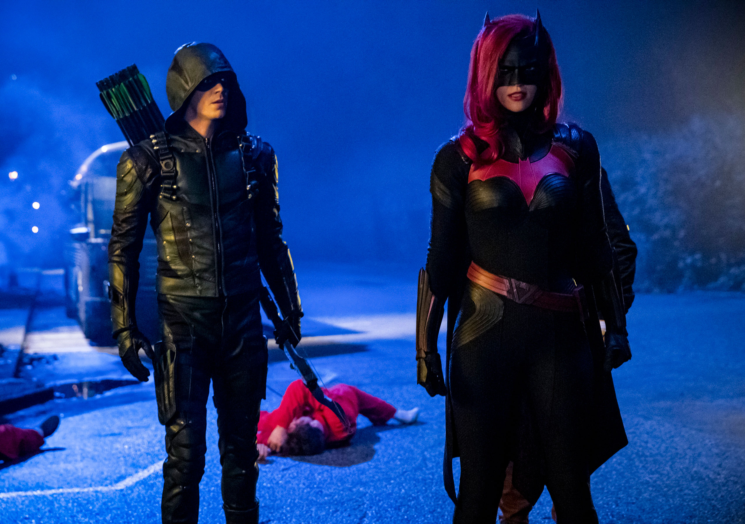 Arrow, 'Elseworlds, Part 2'