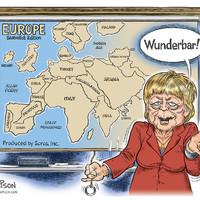 A tegnapira rímelve - Európa globalista kiadásban
