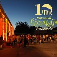 Múzeumok éjszakája 2012