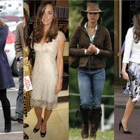 Királyi stílusikon: Kate Middleton 50+1-szer