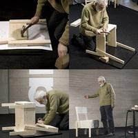 A 37 éves DIY szék